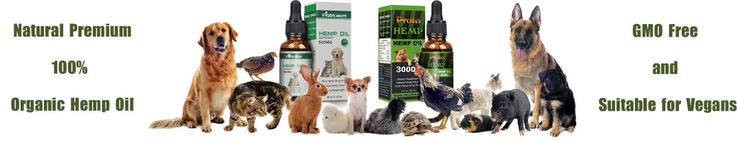 Pet Hemp Oil