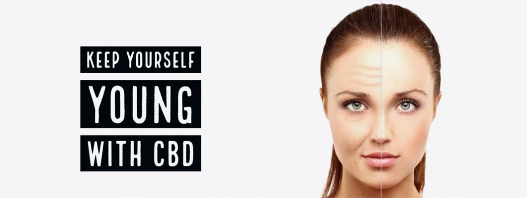 Can CBD make you look younger?